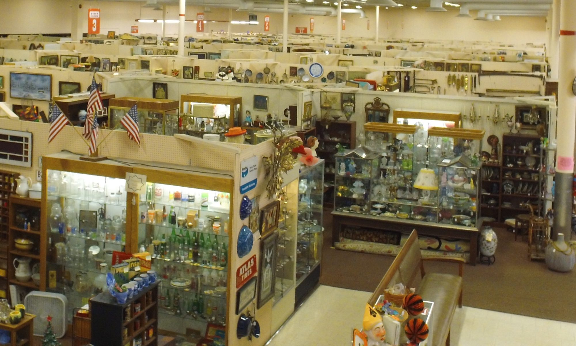 Medina Antique Mall